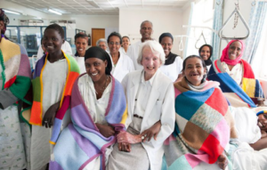 The Catherine Hamlin Fistula Foundation